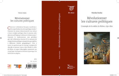 Couverture du livre de Nicolas Soulas